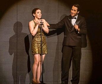 Guilherme atua com Laila (Foto: Divulgação)