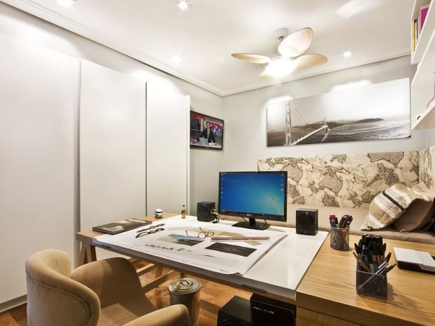 home_office projeto 2 Gerson Dutra de Sá  (Foto: divulgação)