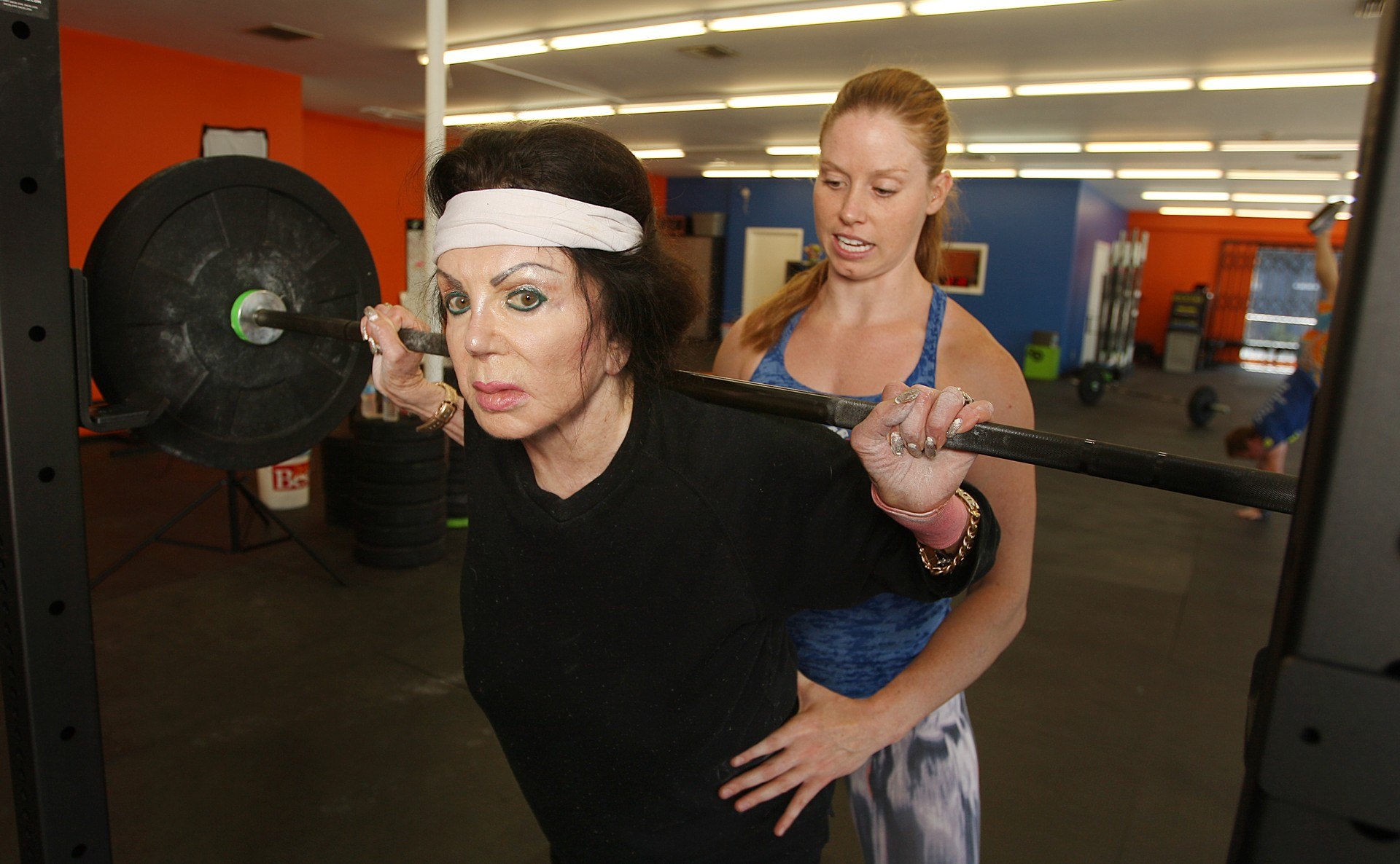 Jackie Stallone (Foto: The Grosby Group)