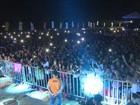 Jesus Vida Verão: fiéis lotam a Praia de Itapoã na primeira noite