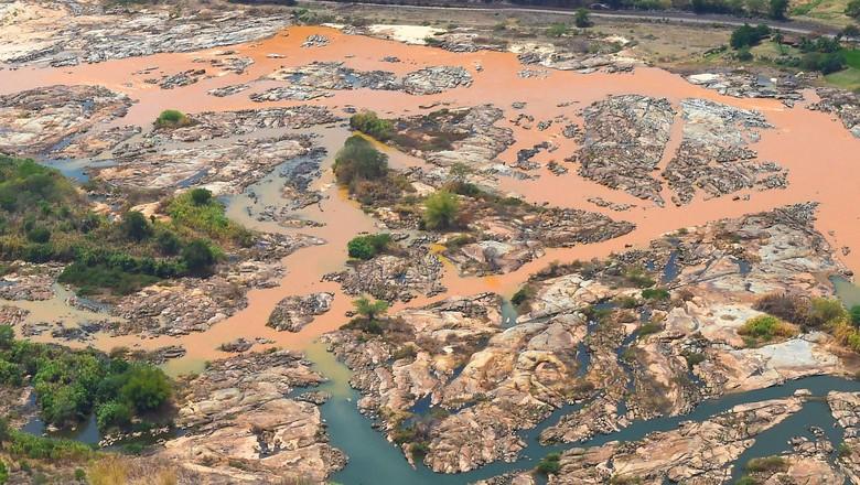 rio-doce-samarco-crime-ambiental-residuos (Foto:  Fred Loureiro/Secom ES)