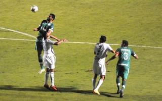 Vilson zagueiro Chapecoense e Rafael Lima (Foto: Cleberson Silva/Chapecoense)