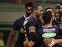 Cruzeiro elimina o Canoas e pega o Sesi-SP na semifinal da Copa Brasil