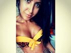 Priscila Pires faz nova tatuagem em homenagem aos filhos