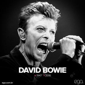 David Bowie (Foto: EGO)
