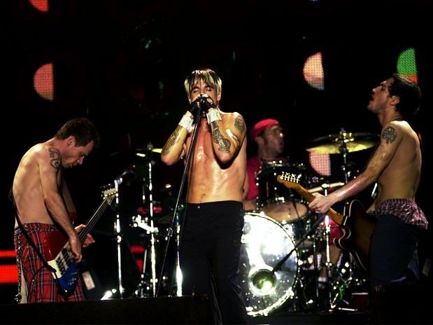 24 de setembro - Palco Mundo - Red Hot Chili Peppers (Foto: Divulgao)