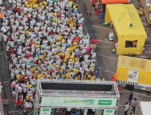 Corrida deve reunir cerca de dois mil participantes (Foto: Divulgação)