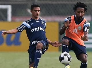 Erik Zé Roberto Palmeiras (Foto: Cesar Greco/Ag Palmeiras/Divulgação)