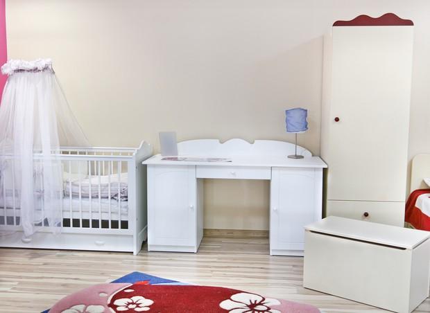 Quarto de bebê (Foto: Shutterstock)