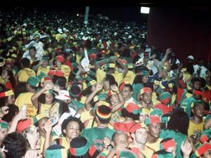O reggae sempre teve raízes fortes na vida do ludoviscense (Foto: Biné Moraes/ O Estado)