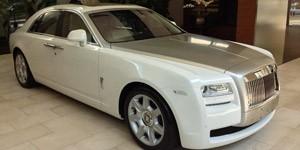 Rolls-Royce Ghost (Foto: Divulgação)