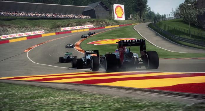 F1 2014 (Foto: Divulgação)