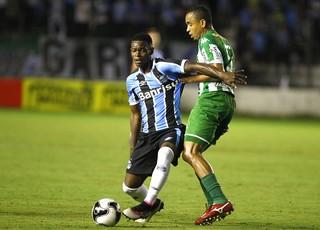 Juventude x Grêmio, Alfredo Jaconi, Gauchão, Lincoln, Wanderson (Foto: Lucas Uebel / Grêmio / Divulgação)