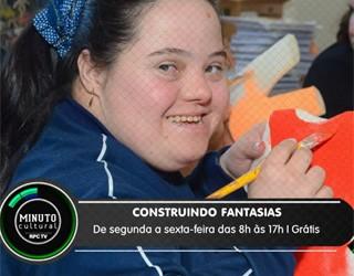 Minuto Cultural CWB - Construindo Fantasias (Foto: Reprodução/RPC TV)