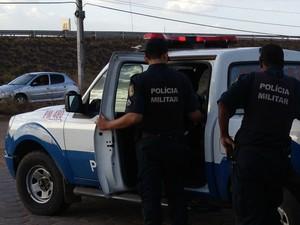 Homem foi preso, ouvido e liberado após depoimento (Foto: Bruno Perez/G1 RR)