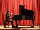 Jovem do RS lança campanha para poder estudar piano na França