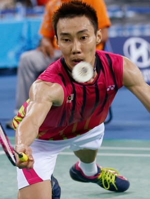 Lee Chong Wei, badminton