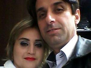 Amigos e parentes compartilham fotos de Danieli na rede social (Foto: Arquivo Pessoal/Valdomiro Salvador)