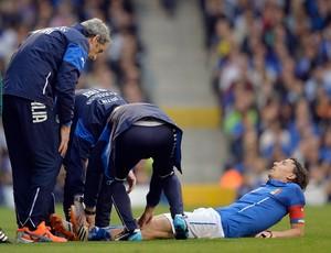 Montolivo machucado Itália (Foto: Reuters)