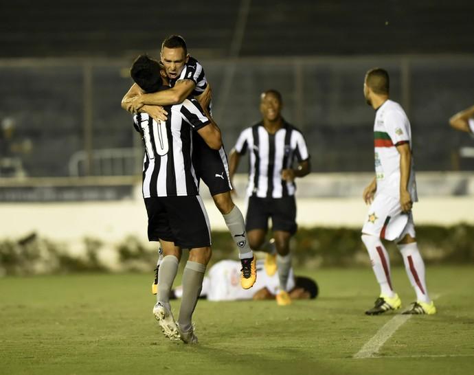 Botafogo e Portuguesa-RJ, São Januário (Foto: André Durão/GloboEsporte.com)