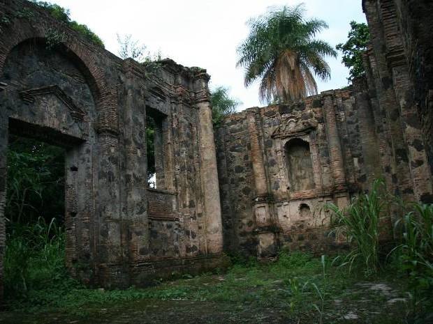Ruínas do Murutucu Belém (Foto: Cristino Martins/ Amazônia Jornal)