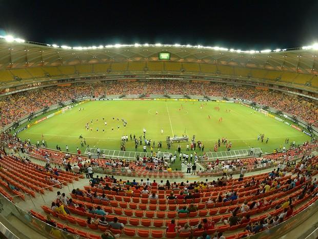 Dias de jogos da Copa, nos 18 e 25, têm ponto facultativo para feriado  (Foto: Mario Oliveira/Semcom)
