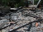 Arcebispo do DF envia carta de apoio a terreiro de candomblé incendiado