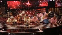 Banda Fulô de Mandacaru vence terceira temporada do SuperStar (Foto: Isabella Pinheiro/Gshow)
