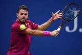 Embalado pelo t�tulo do US Open,  Wawrinka avan�a para final na R�ssia