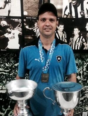 Maurício Ferreira Botafogo (Foto: Arquivo Pessoal)