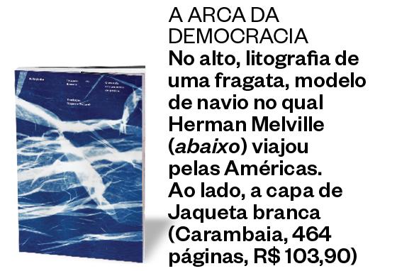 Livro Jaqueta branca (Foto: Reprodução )