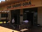 Idosa em coma espera por vaga de UTI após sofrer infarto em Goiânia