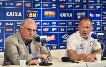 Mesmo pior que em 2015, Cruzeiro  se vê em situação mais favorável