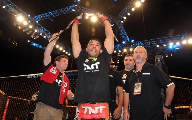 UFC Rio 5, Aldo x Mendes (Foto: André Durão / Globoesporte.com)