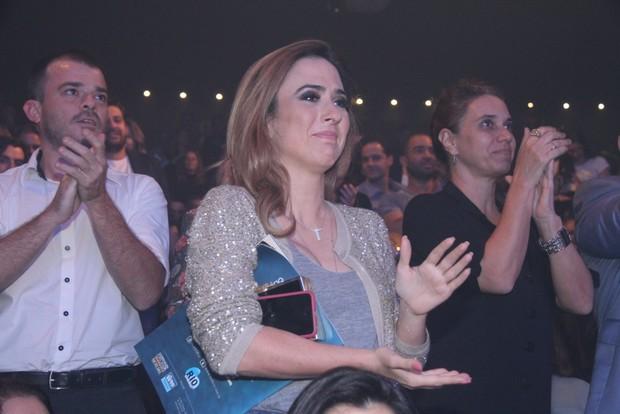 Tatá Werneck em premiação no Rio (Foto: Thyago Andrade/Fotorio News)