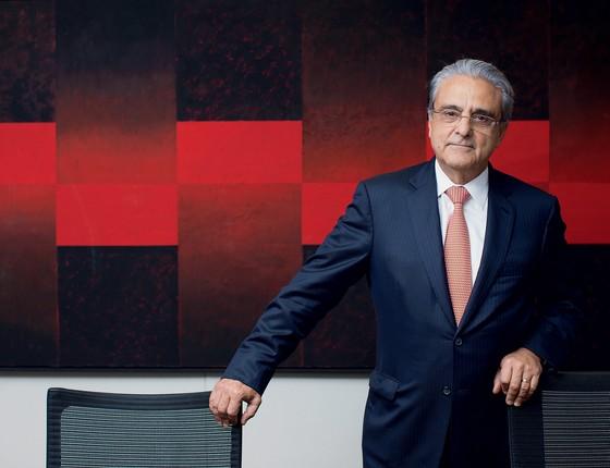 Robson Andrade, presidente da CNI (Foto: Igo Estrela/ÉPOCA)