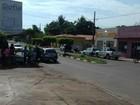 Em MT, ladrões invadem agência dos Correios, fazem reféns e são presos