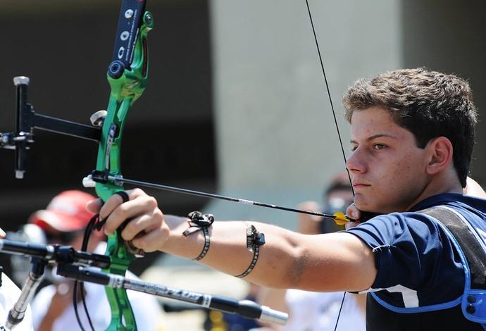 Marcus Vinicius Campeonato Brasileiro Tiro com Arco (Foto: tiro com arco, brasileiro, marcus vinicius)
