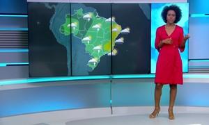 Veja a previsão do tempo para sábado (31) nas capitais do Brasil