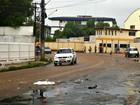 Motociclista morre em colisão contra carro em avenida de Manaus