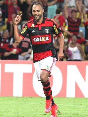 Alecsandro, Flamengo X Fluminense (Foto: Gilvan de Souza / Flamengo)