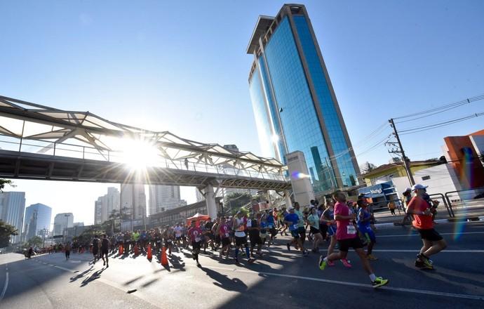 Maratona de São Paulo (Foto:  Ronaldo Milagres/MBraga Comunicação)