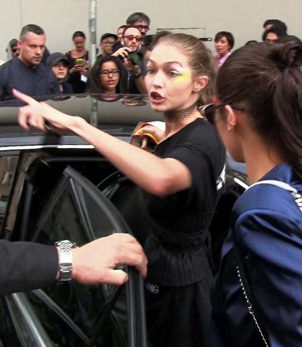 Gigi Hadid (Foto: X17)