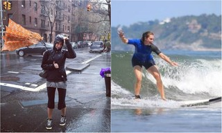 Brooke Shields dedica uma hora do seu dia para praticar atividades físicas (Foto: Reprodução do Instagram)
