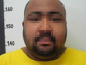 Líder de facção teria ordenado crimes em presídio de segurança máxima (Foto: Divulgação/ Polícia Civil)