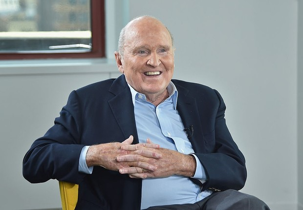 Jack Welch (Foto: Mike Copolla/Getty Images)