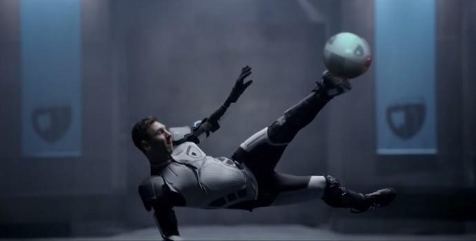 Messi comercial Galaxy