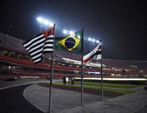 Morumbi São Paulo Santos Copa do Brasil (Foto: Marcos Ribolli)
