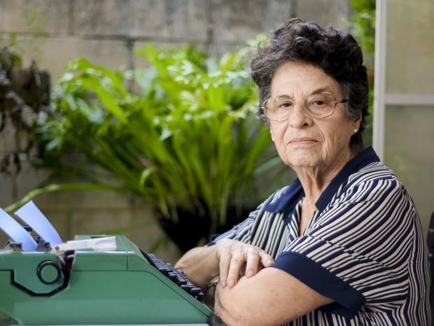 """Maria Valéria Rezende: freira, comunista e feminista, a escritora é autora de livros premiados como """"Quarenta Dias"""" (Foto: Divulgação) (Foto: Adriano Franco)"""