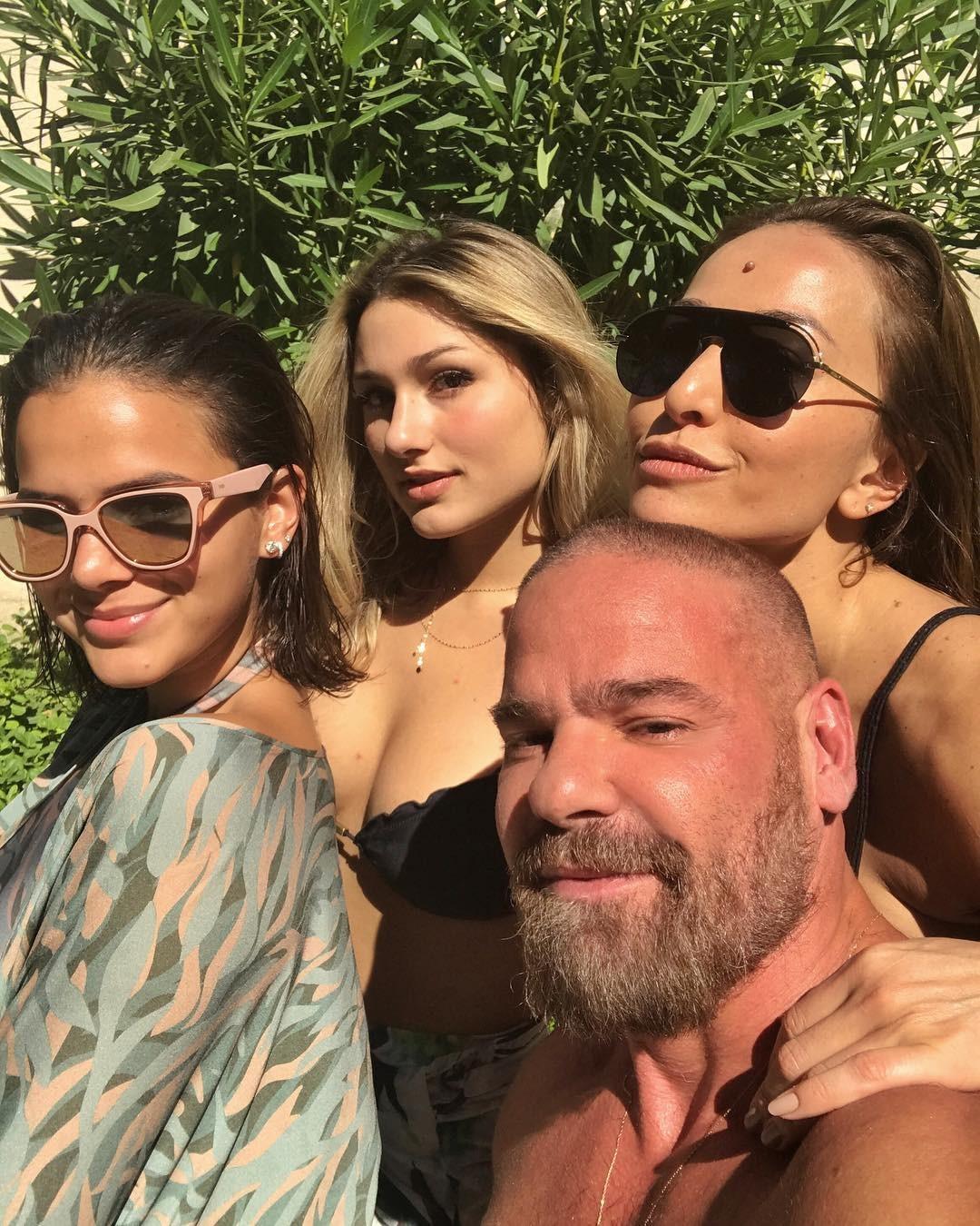 Sasha, Bruna Marquezine e Sabrina Sato (Foto: Reprodução/ Instagram)